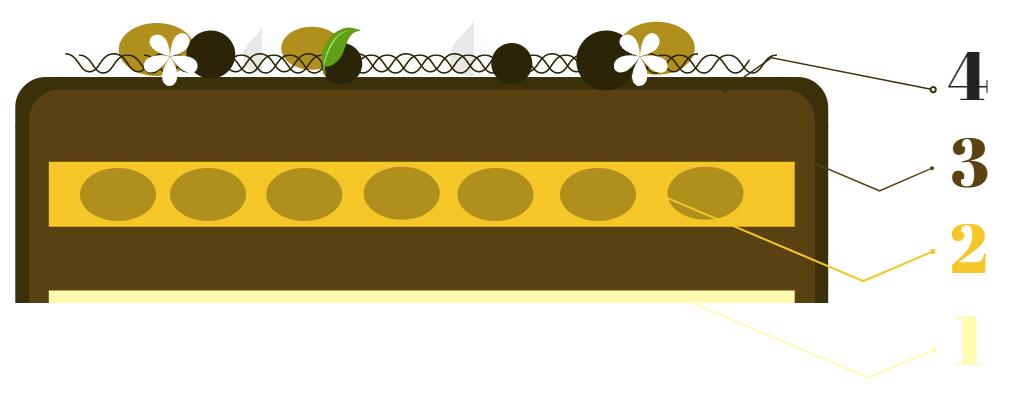 montage_entremet_chocolat_banane_coco_recette_de_chef_patisserie