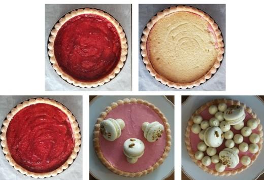 recette montage charlotte aux fraises ou framboises blog patisserie gourmand et curieux 2020